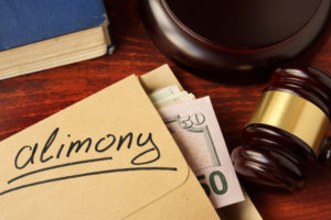 alimony divorce